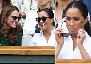 Na veřejnosti si Kate a Meghan hrají na kamarádky, v soukromí je to ale jinak!