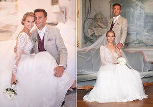 Roman Vojtek se podruhé oženil!