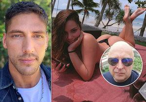 Konec velké lásky! Tanečnice (25) vyměnila českého milionáře (63) za mladší model