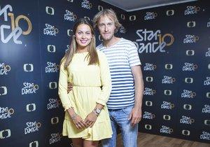 Jakub Vágner a Michaela Nováková ve StarDance