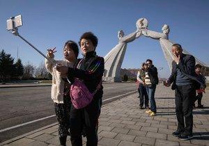 Severní Korea láká na své území turisty, chce se stát novou dovolenkovou velmocí. Číňané už jezdí.