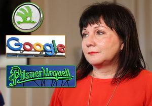 Škodovka dává státní kase miliardy, Google jen drobáky. Zdanění gigantů: Přijde odveta?