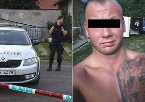Vojtěcha Š. (34) byl obviněn z násilí proti úřední osobě a z výtržnictví.