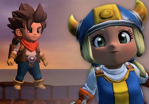 Dragon Quest Builders 2 je hra, co se hodně povedla. Je ještě lepší než jednička.