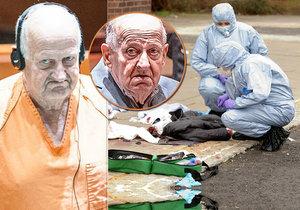 Albert Flick (77) je chodící mašina na zabíjení. I přesto soud dovolil jeho propuštění na svobodu, kde připravil o život další ženu