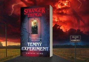Stranger Things: Temný experiment od Gwendy Bondové otevírá dosud nepoznanou součást děje.