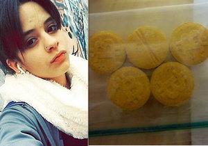 Dívka (19) se otrávila tabletkou extáze: Dealer do drogy přimíchal jed na krysy!