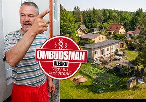 Když stavba domu zničí přátelství: Sousedku baví mě udávat, říká Miroslav Prajer (49)