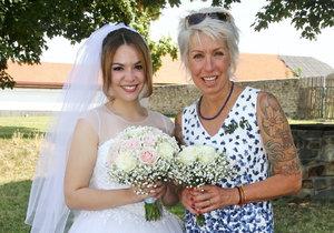 Oblíbená zpěvačka provdala dceru