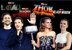 Marvel představil plánované filmové (a seriálové) novinky