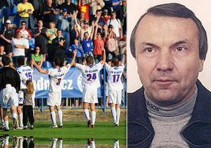 Sportovní novinář Radovan Cába se dlouhodobě angažoval v kladenském fotbale.