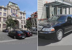 Praha 1 chystá velký balík dopravních opatření. Týkají se limuzín nebo Mariánského náměstí.