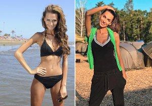Bývalá anorektička Bučková slaví třicetiny!