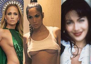 Jak šel čas s Jennifer Lopezovou? Na snímcích z mládí byste ji jen sotva poznali