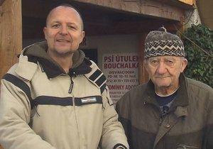 Zdeněk Srstka předal štafetu Petrovi Rajchertovi