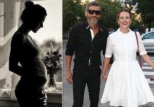 Hvězda Ordinace a Vyprávěj Růžičková: Po dvou letech je zase v tom! Podruhé těhotná