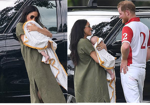 Meghan opět pod palbou kritiky: Archieho halí do šálu, za jehož výrobu mají 10 korun na hodinu!