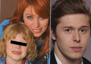 Z malého chlapečka vyrostl pohledný mladý muž.