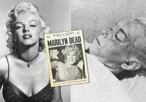 5. srpna uplyne neuvěřitelných 57 let od smrti Marilyn Monroeové