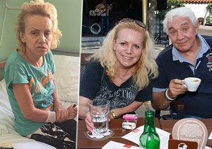 Hana Krampolová v bohnické léčebně: Cigarety před ní musí zamykat!