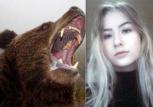 Soňu Černigovou (†14) zabil v Rusku medvěd.