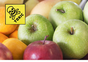 Zejména citrusy a jablka jsou v Evropě plné pesticidů, který může dětem poškodit mozek.