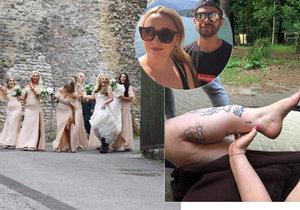 Horor nevěsty při rozlučce: Na 4krát si zlomila nohu! Amputace byla otázkou minut