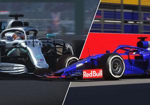 Videohra F1 2019 je dosud nejlepším ročníkem.
