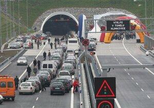 Klimkovický tunel bude uzavřený od pátku do pondělí.