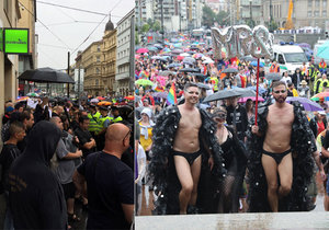 Prague Pride 2019.