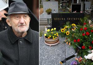 Zdeňku Srstkovi splnili po smrti poslední přání.