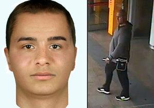 Policisté pátrají po muži, který okradl seniorku.