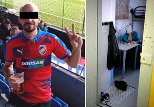 """Muž obviněný z útoku na """"Viktoriána Kulkise"""" (†36) už sedí ve vazbě: Hrozí mu až 16 let"""