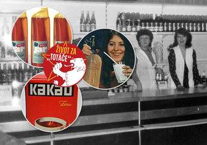 """Socialistická """"sámoška"""": Prodavačka Sylva zmínila hrůzu z mléka. Co bylo k mání?"""