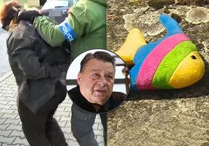 Bývalý elitní vyšetřovatel Josef Doucha promluvil o vyšetřování vraždy z Benešovska. (vlevo ilustrační foto)