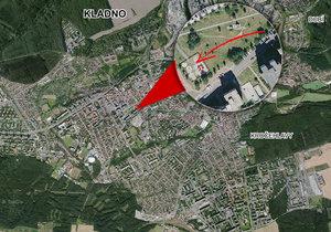 K útoku došlo na hřišti mezi ulicemi  Leoše Janáčka a Václava Rabase.