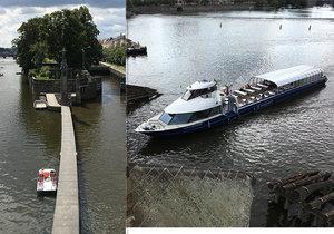 Nová plavební komora v centru Prahy by podle plavebního úřadu lodní dopravě prospěla.