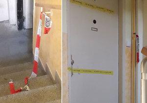 Za dveřmi bytu v Přerově našli mrtvou holčičku (†3): Podle policie byla zavražděna!