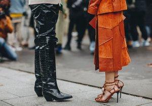 Jaké boty si koupíte na konec léta vy?