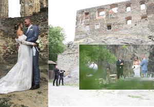 První slova Libora Boučka o svatbě: Naznačuje těhotenství nevěsty?!