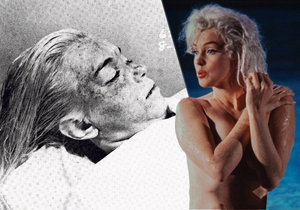Fotograf v márnici tajně nafotil nahou Marilyn Monroe: Tajemství si vzal s sebou do hrobu