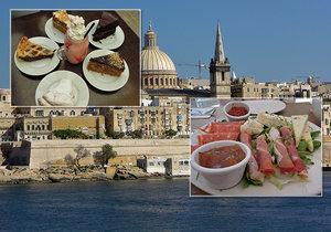 Malta je rájem gurmánů. Znáte místní speciality?