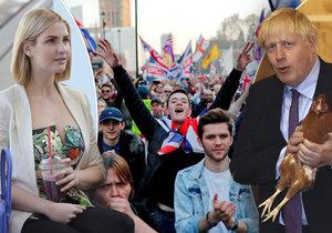 Češi se do Británie je tak nepodívají. S brexitem končí volný pohyb lidí