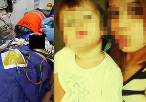 Děsivé svědectví záchranáře o utýraném Marečkovi (†3): Překvapilo mě, že byl nahý, zaznělo u soudu