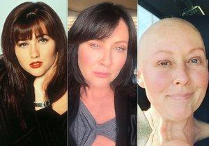 Shannen Doherty si stěžuje, jak moc se její tělo po léčbě rakoviny proměnilo