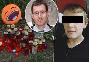 Jirku a Tomáše (oba †18) srazil opilý kamarád: Zpěvák Martin (25) byl ze dvou třetin slepý, říká odborník