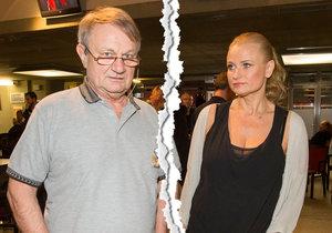 Jiří a Jana Adamcovi: Manželstvím otřásá velká krize!