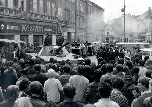 Nové muzeum by mělo připomínat události 20. století. Mezi ně patří i okupace vojsky Varšavské smlouvy 21. srpna 1968.