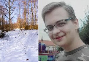 Zoufalé pátrání po zmizelém Vladimírovi (†20) skončilo: Našli ho pověšeného na řetězu