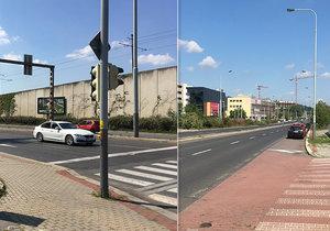 Na části Modřanské ulice na jihu Prahy se sníží maximální povolená rychlost.
